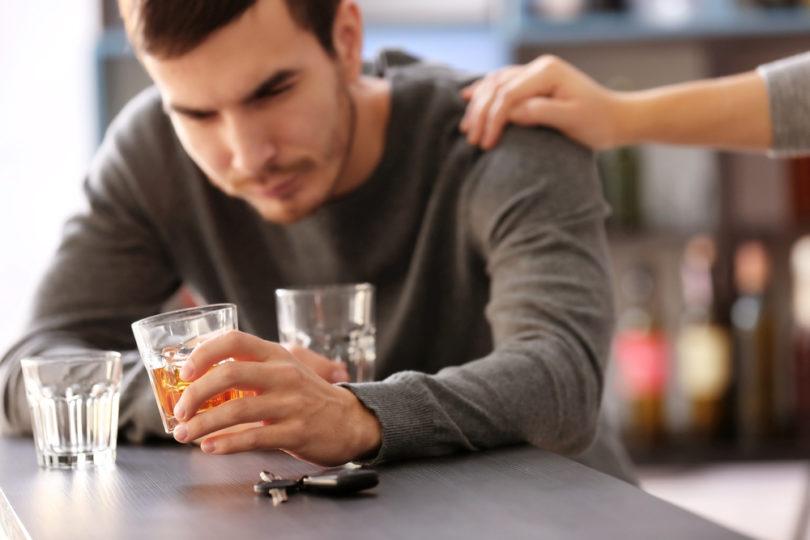 disfunzione erettile e abuso di alcol